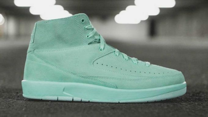 Nike Air Jordan 2 Retro Deconstructed SZ 11 Mint Foam Menthe Decon 897521-303