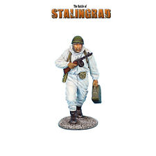 First Legion: RUSSTAL026 Russian Infantry in Winter Camo with PPSH 41