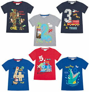 Boys-Birthday-I-Am-1-2-3-4-5-6-Years-Top-Kids-New-Age-Number-Birthday-T-Shirt