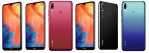 HUAWEI-Y7-2019-Dual-SIM-Android-8-Smartphone-15-9cm-6-3Zoll-32GB-4000mAh-WIE-NEU