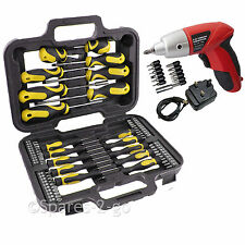Screwdriver Set Magnetic Tip Bits Precision Bit & Cordless Torx Phillips Pozi