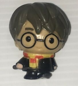Harry Potter Ooshies Collectibles Pencil Toppers Harry Potter With Wand Ebay