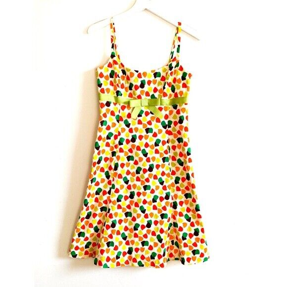 Shoshanna tulip flower print sleeveless dress, SI… - image 1