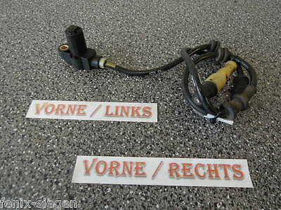 ABS-Sensor vorne links oder rechts Vectra B Vorderachse