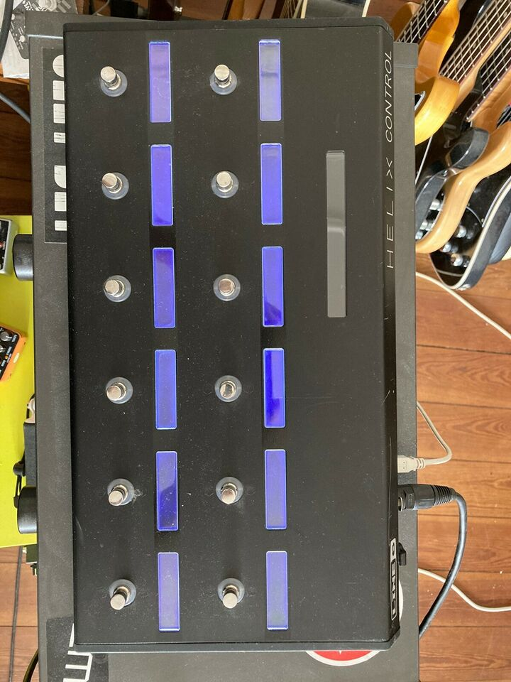 Helix Control, Line 6 Helix Control