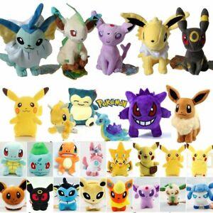 Pokemon-Go-Charmander-Pickachu-Squirtle-Bulbasaur-Plush-toy-pokemon