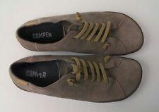 CAMPER 'Peu Cami' Leather Sneaker Light Pastel Grey Sz 9 / 40 Women's Shoes