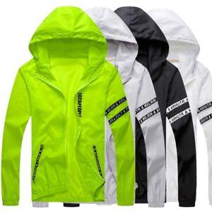 Hot-Mens-Casual-Jacket-Outdoor-Sportswear-Windbreaker-Lightweight-Bomber-Jackets