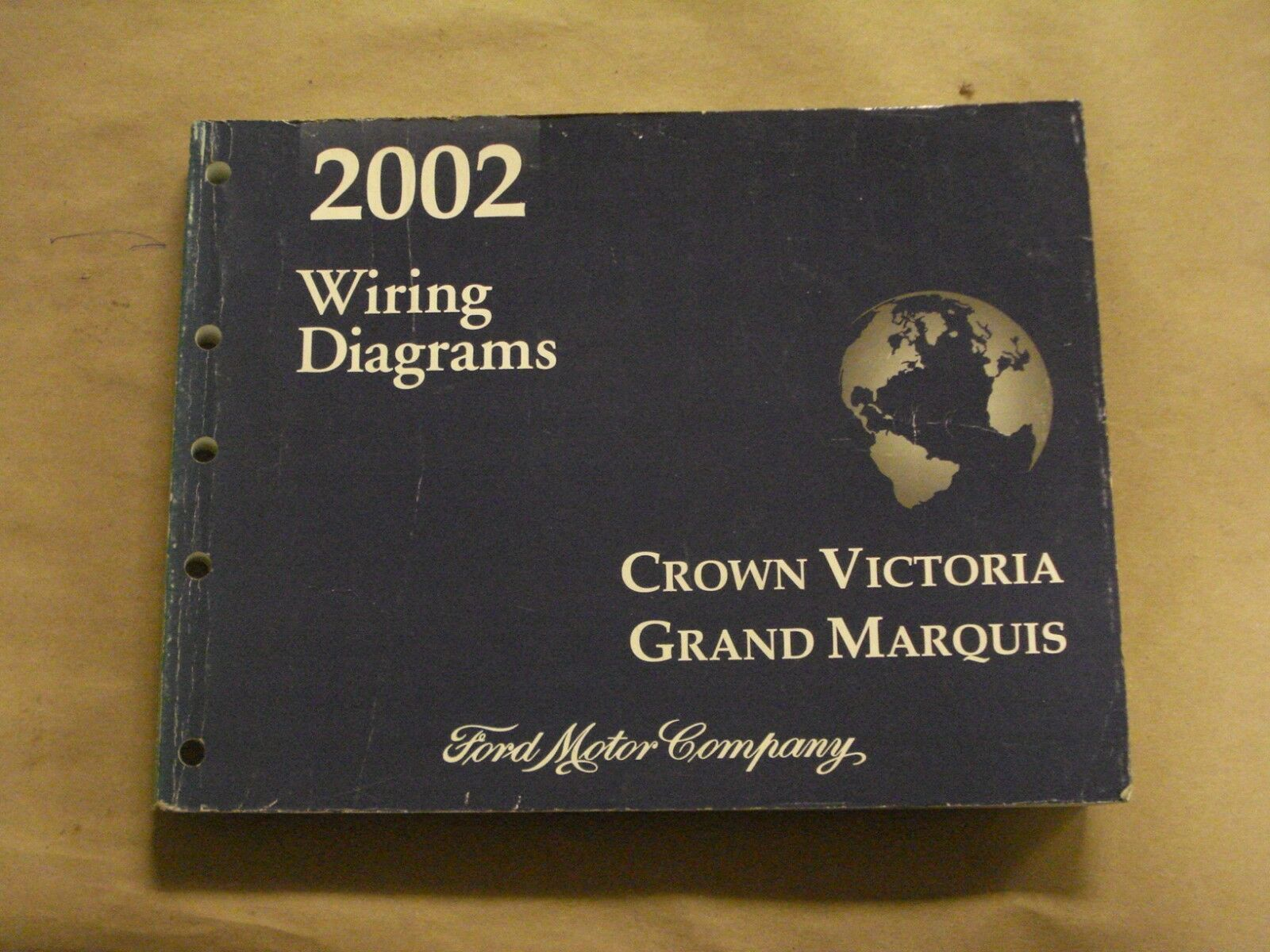 2002 Ford Crown Victoria Workshop Service Manual Wiring Diagrams Vic Diagram Norton Secured Powered By Verisign