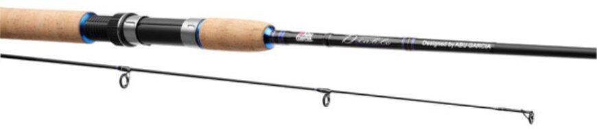 Abu Carbon Devil 10 ft Heavy Spin Spinning Baitcasting Fishing Rod