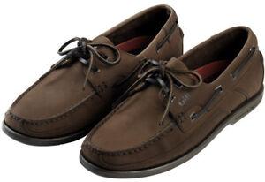 Gill-Baltimore-2-Eyelet-Mens-Deck-Shoes-Brown