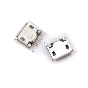 10pcs-Micro-USB-5Pin-Type-AB-Female-180-DIP-Socket-Soldering-Jack-Connector-CA