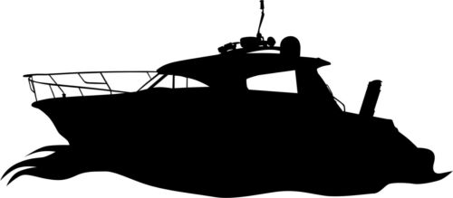 025 Sportboot Autoaufkleber Boot Motorboot Yacht Aufkleber Sticker