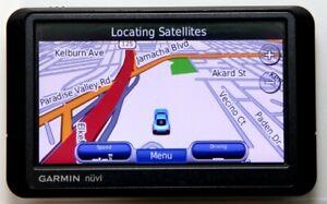 Garmin Nuvi 200W GPS Navigation 2019 USA Canada Mexico and 2018 South Korea Maps