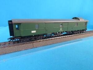 Marklin 4278 DB Bagage Car Green