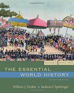 2-The-Essential-World-History-Volume-II