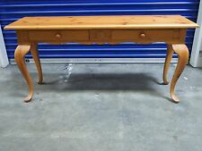 SOFA TABLE: FRENCH ANTIQUE REPRODUCTION