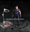 New-Hawkeye-Marvel-Avengers-Legends-Comic-Heroes-Action-Figure-7-034-Kids-Toys miniature 5
