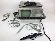 Agilent 54622a Digital Mega Zoom Oscilloscope 100mhz Probe Accessories Fstshp