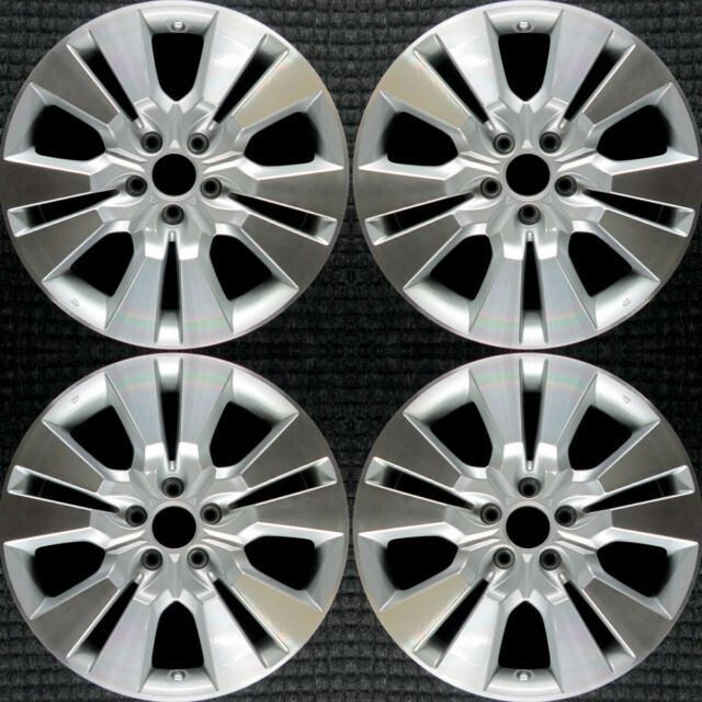 "Acura RDX Machined 18"" OEM Wheel Set 2010 To 2012"