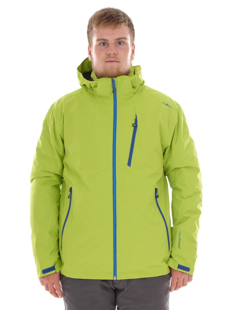 CMP vellón  función chaqueta interior chaqueta verde bolsillos thinsulate ™  Venta en línea precio bajo descuento
