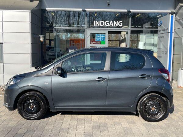 Peugeot 108 1,0 e-VTi 69 Urban billede 1