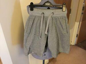 Mens Shorts Taglia 3510 Grey Track Ties Mix Cotton Tu Small Sainsburys rq4xwnOACr