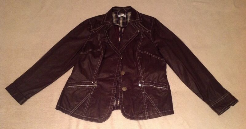 *bonita*damen Sommer Jacke Gr.42, Blazer,cardigan,jacket,zu Hose,kleid,rock ,top Moderater Preis