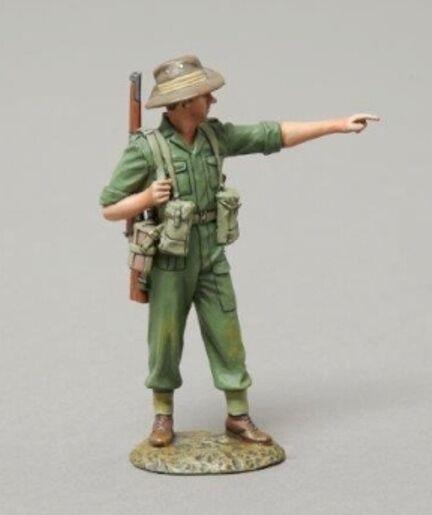Thomas Gunn WW2 Pazifik rs046 Aussie zeigen MIB