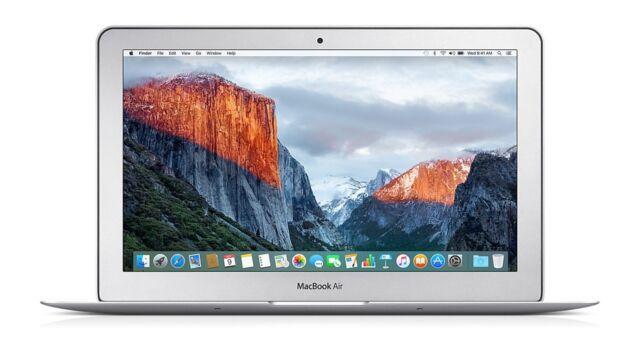 """Apple Macbook Air 11.6"""" 1.4 GHz Core i5 128 GB SSD, 4GB RAM MD711LL/B"""