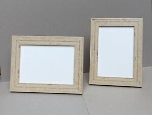 Creambeige Distressed Wood Finish 8 X 66 X 8 Photopicture