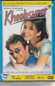 Khoobsurat-Sunjay-Dutt-DVD-Matondkar-Neue-Original-Selten-Weg-DVD