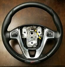 2014 2015 2016 Ford Fiesta ST Steering Wheel Perforated Snyc Cruise