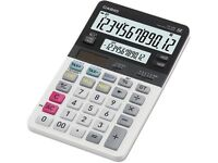 Casio At A Glance Calculator With Dual Display on sale