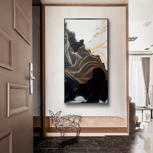 Modern Home Decor Wall Picture Abstract Art Oil Painting Print On Canvas NoFrame