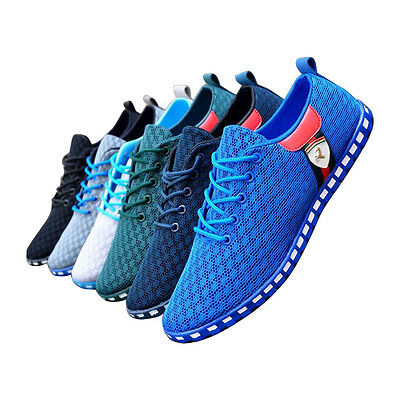 Fashion England Men Breathable Recreational Shoes Casual Sport Shoes Hot 7 Size
