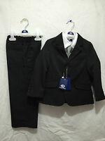 BNWT Little Boys Size 3 Smart Duck & Dodge Brand 4 Piece Formal Suit Set RRP $80