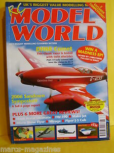 RCMW-AUGUST-2006-RC-MODEL-WORLD-CLAYMORE-36-034-SPAN-PLAN-ULTIMATE-SLINGSBY-HP-14