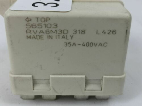 Electrica 565103 RVA6M3D 318 L426 Starting Relay