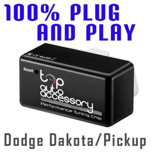 Performance Tuning Tuner Speed OBDII OBD2 OBD II 2 Chip Module for Dodge Dakota