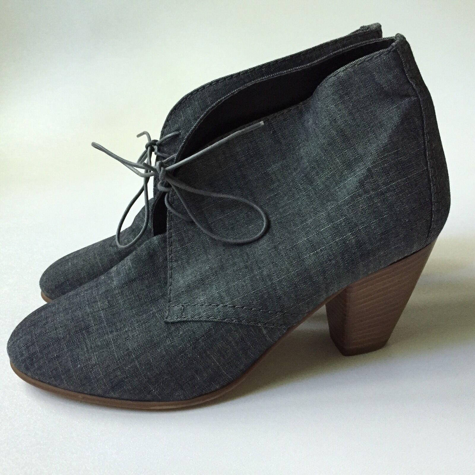 198 Madewell the denim sandstorm boot 45592 Größe 9 SOLD OUT EVERYWHERE