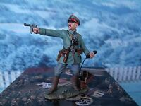 King & Country Wwi German Officer With Field Telephone Fw210