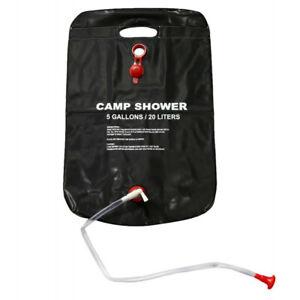 20L-Douche-Portable-Chauffage-Cornemuse-Chauffe-eau-solaire-d-039-exterieur-Camping