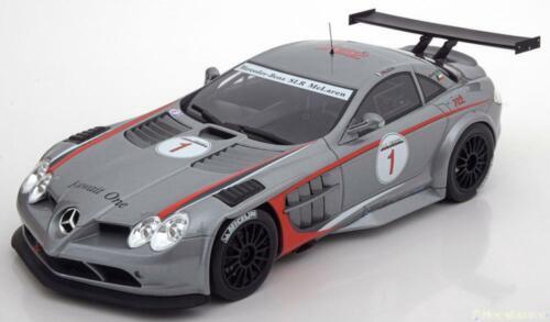1:18 GT Spirit Mercedes McLaren SLR 722 GT #1 GT Trophy Alesi 2007
