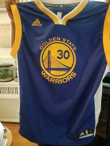 Adidas Golden State Warriors Stephen Curry Jersey Boys | eBay