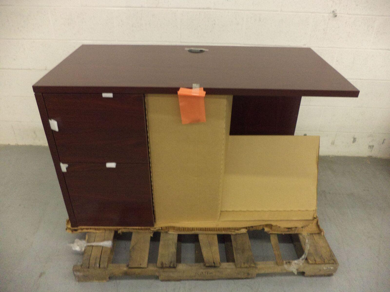 Hon 10700 Series 29 5 H X 48 W Left Desk Return For Sale Online Ebay