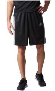 50826d825233 Details about Adidas Men's Climacore Shorts Black/Grey Side