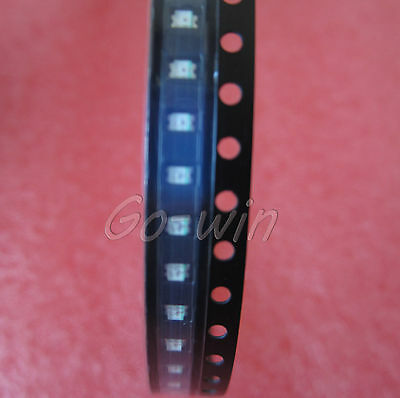 100Pcs SMD SMT 0805 Series LED Super Bright Red Color Light HIGH QUALITY