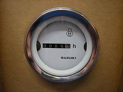 """Suzuki Outboard Parts 2""""  Hour Meter  34500-93J11"""