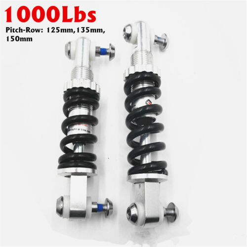 1000Lbs Bicycle Spring Shock Absorber Mountain Bike Rear Suspension Accessory